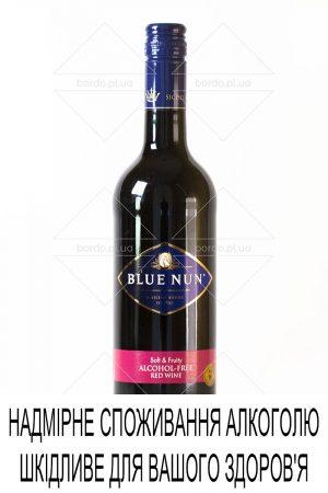 Вино безалкогольне Blue Nun