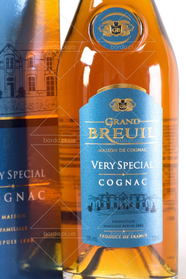 Коньяк Grand Breuil Very Special 0,7 л
