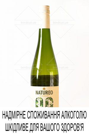 Вино безалкогольне Natureo Muskat 2020 0,75 л