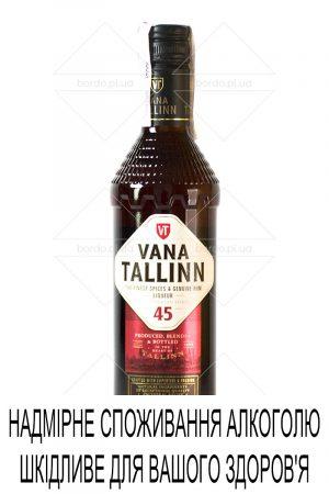 Лікер Vana Tallinn 45% 0,5 л