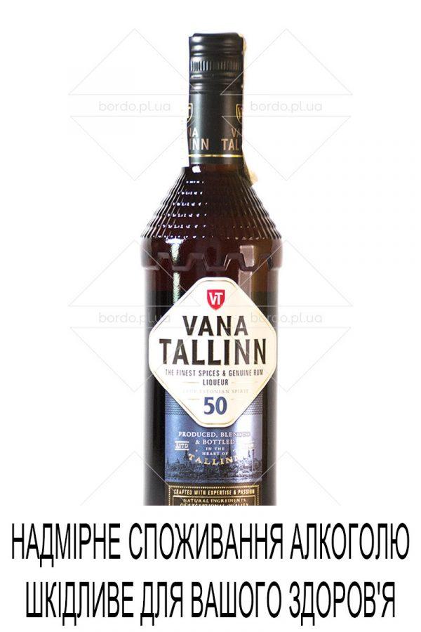 Лікер Vana Tallinn 50% 0,5 л
