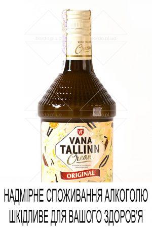 Лікер Vana Tallinn Cream