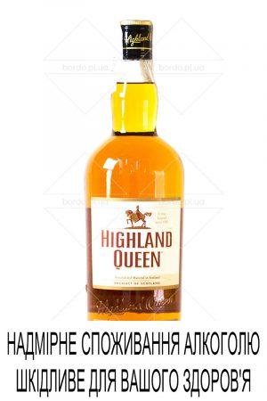 Віскі Highland Queen 1 л