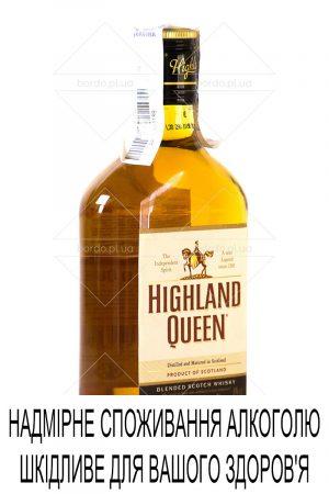 Віскі Highland Queen 0,35 л