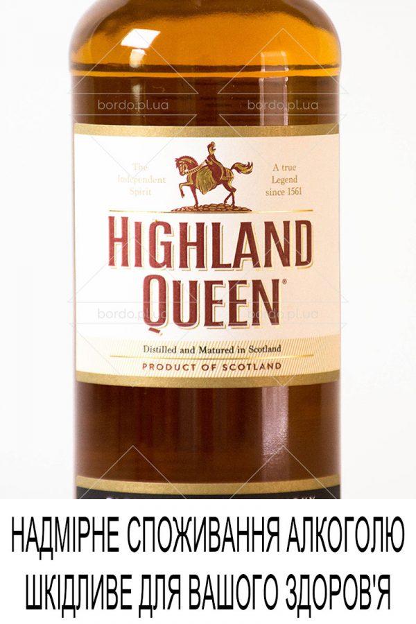 віскі Highland Queen