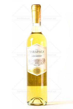 Вино Tarapaca Late Harvest 2020 0,75 л