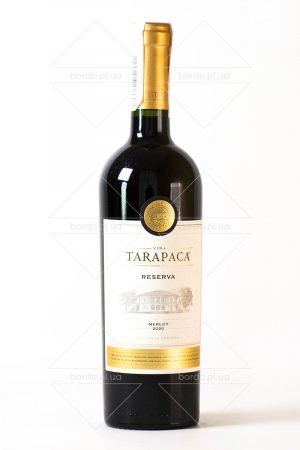 Вино Tarapaca Merlot 0,75 л
