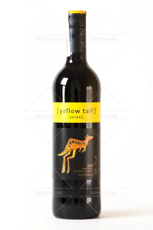 Вино Yellow Tail Shiraz 2020
